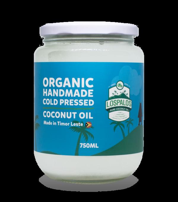 Cold Pressed Virgin Coconut Oil Australia 750ml